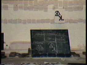 """Image 47 de performance """"écriture"""" de l'artiste Guy Lemonnier"""