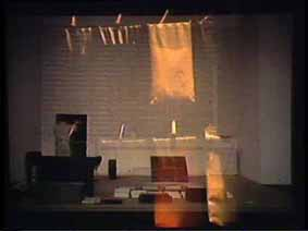 """Image 19 de performance """"écriture"""" de l'artiste Guy Lemonnier"""