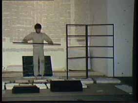 """Image 25 de performance """"écriture"""" de l'artiste Guy Lemonnier"""