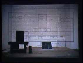 """Image 49 de performance """"écriture"""" de l'artiste Guy Lemonnier"""